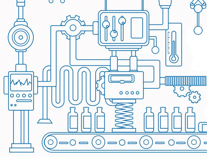 Conheça as etapas de um projeto de automação industrial